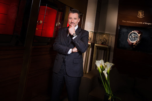 One On One: Roger Dubuis CEO Jean-Marc Pontroué Shares The Secrets Behind The Brand's Success