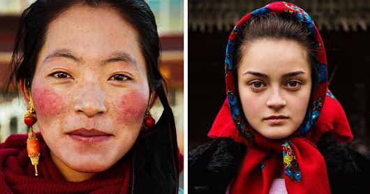 I Photographed Women From 37 Countries To Show That Beauty Is Everywhere