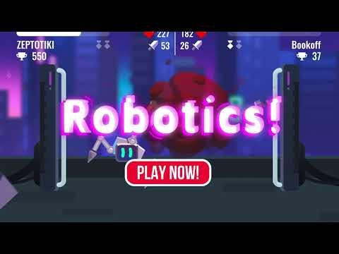 Pre-register Game Android Casual Robotics! Dari ZeptoLab oleh - azsenatedemocrats.com