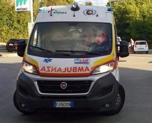 Ss.115.All'altezza di Cattolica Eraclea incidente stradale morto carabiniere di 25 anni