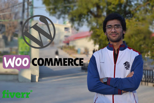 hayder204 : I will install woocommerce with theme on wordpress ecommerce store for $5 on www.fiverr.com