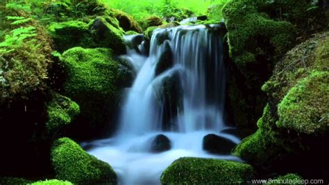 mountain stream nature sounds  hours relax meditate