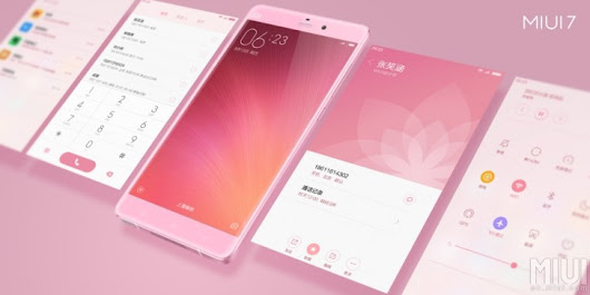 Xiaomi announces new MIUI 7 based on Android 5.1 Lollipop