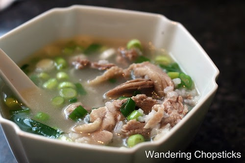 14 Mom's Chao Vit (Vietnamese Rice Porridge with Duck)