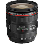Canon EF Zoom Lens for Canon EF - 24mm-70mm - F/4.0