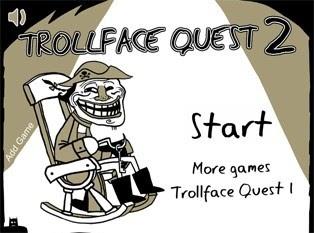 Trollface Quest 2 Unblocked