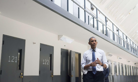 Obama administration urges states to curb use of solitary confinement | World news | The Guardian