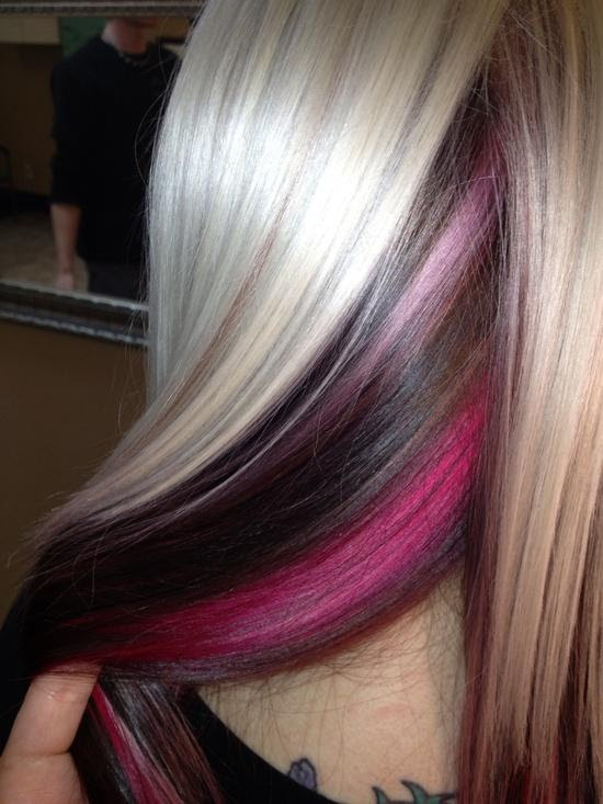 PeekaBoo Highlights \u0026 Lowlights  Hairstyles How To