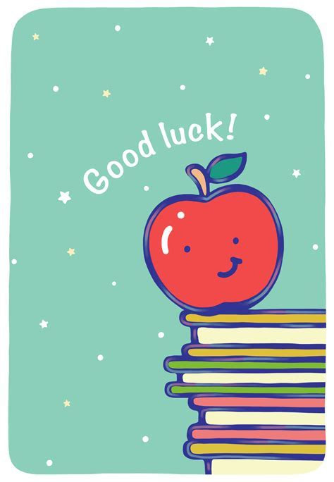 May Hard Work Pay Off   Good Luck Card (Free)   Greetings