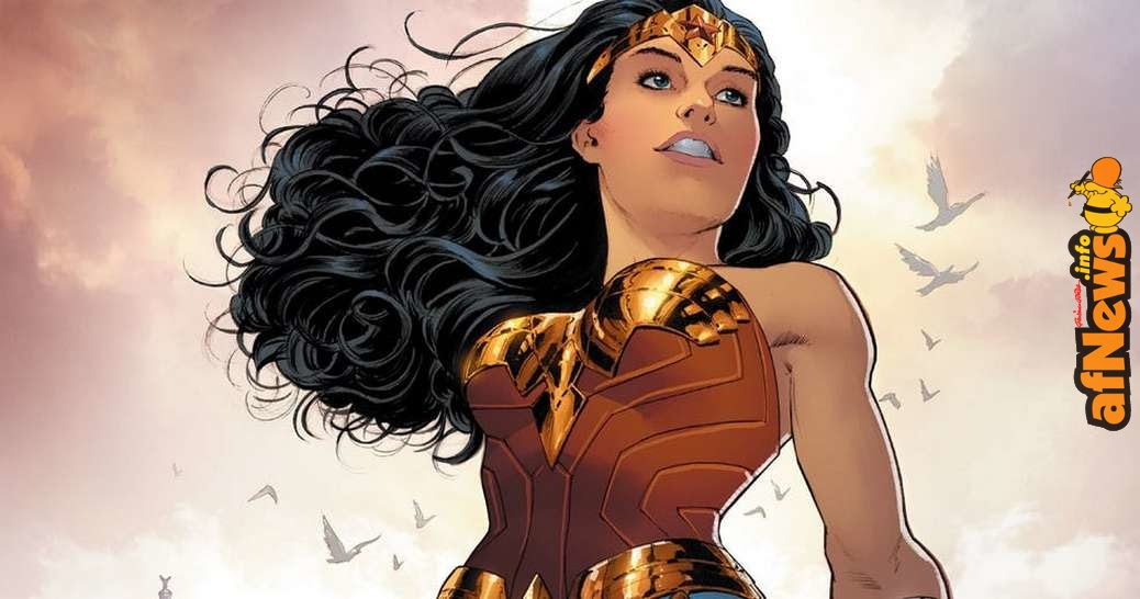 Wonder Woman: asta di beneficenza contro il traffico di esseri umani