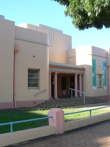 Griffith War Memorial Hall & Art Gallery