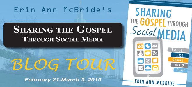 Sharing Gospel Social Media blog tour