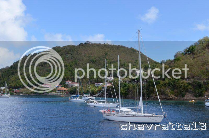 LES SAINTES (1)...voyage en Guadeloupe