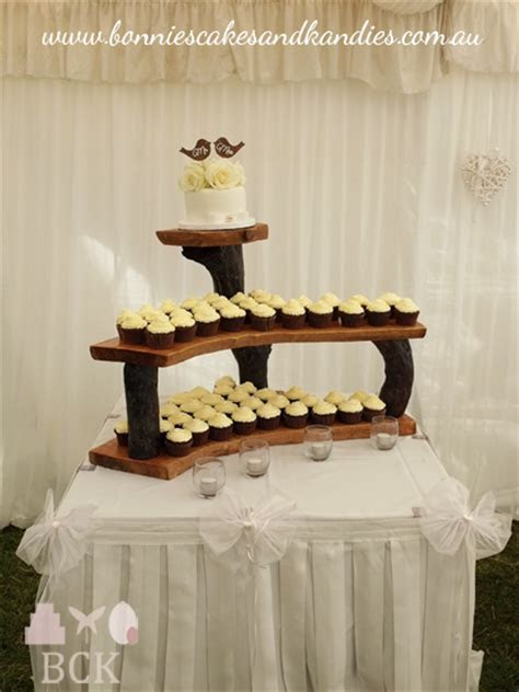 Chocolate cupcakes for a country wedding {Gympie/Sexton
