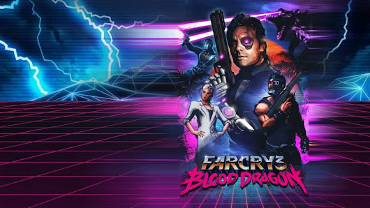 Tải game Far Cry 3 Blood Dragon 2013 miễn phí - Link Never Die