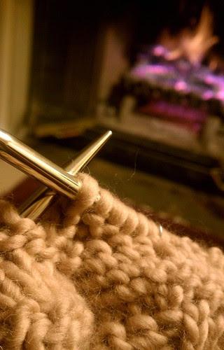 Favorite Knitting Spot