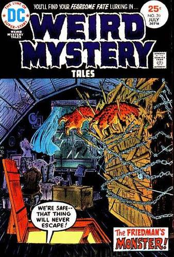 Weird MysteryTales 20