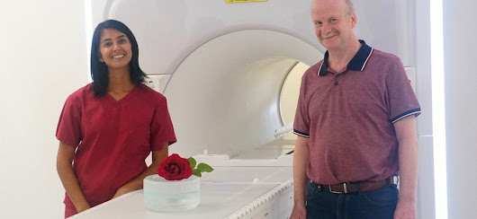 Hospital flowers used to test £5.3M radiotherapy machine
