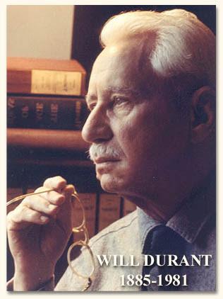 Will Durant Online: The Gentle Philosopher