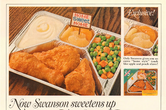 When TV Dinners Were High-Tech - Aging in Place