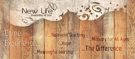 New Life Assembly of God Church ~ Sparta, WI