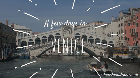 A Few Days Eating and Drinking in Venice - Bacchanalian