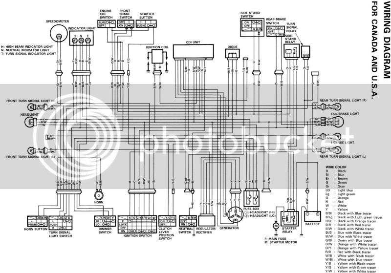 2003 Yamaha Road Star Wiring Diagram - Wiring Diagram