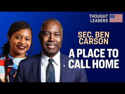 Epoch Times Video - Fighting Homelessness: HUD Program Helps Foster Youth With Housing Like Family Would—Sec. Ben Carson