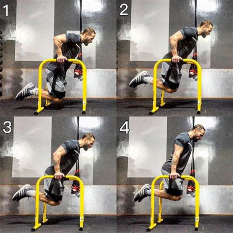 dips    chest exercise
