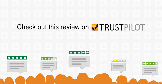 "Nutrition Outlet is rated ""Great"" with 8.3 / 10 on Trustpilot"