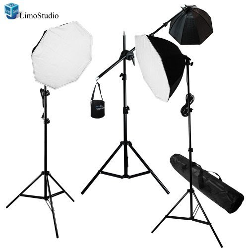 Limostudio Digital Photography Video Continuous Softbox Import It All