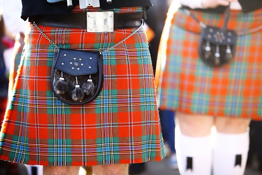 Traditional Scottish Kilt Maintenance: 3 Tips for Caring for Your Kilts