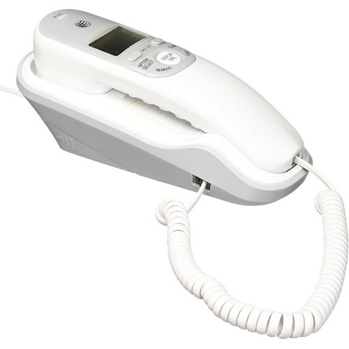 AT&T Trimline Phone (TR1909), White