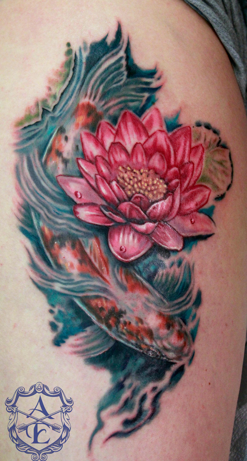 5 Tatoos Share Lotus Flower Tattoo Meaning Color