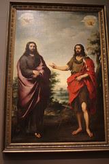 Saint John the Baptist Pointing to Christ; Mur...