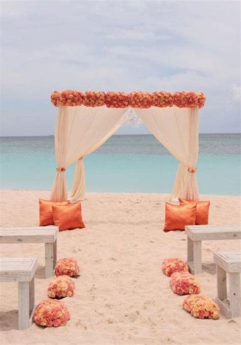 Best 25  Beach wedding aisles ideas on Pinterest   Wedding