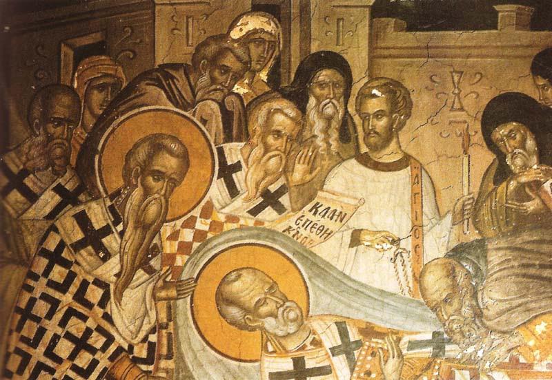 Αποτέλεσμα εικόνας για αγιος νικολαος βιος