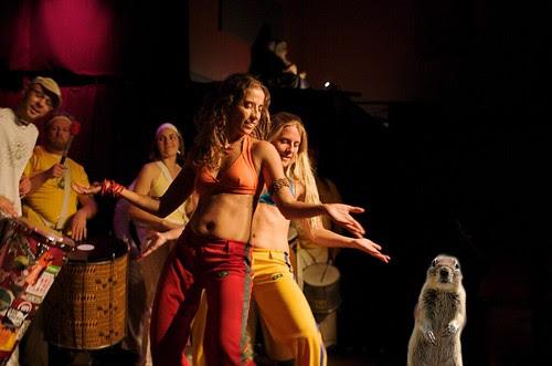 Masamba Dance at Summer Samba Fest