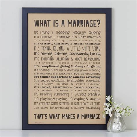 'What is a Marriage?' Poem Print   Teacup, Marriage poems