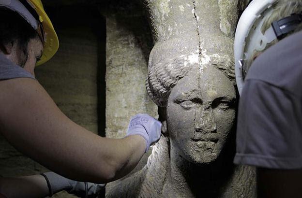ΑΝΑΣΚΟΠΗΣΗ :Επτά ελληνικές αποκαλύψεις που άλλαξαν τον αρχαιολογικό κόσμο το 2014