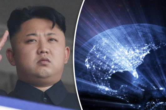 North Korea capable of 'BLOWING UP' American power grid as US blackout fears loom