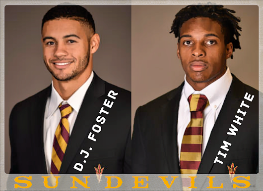 ASU FOOTBALL: A Comparison of Sun Devil Producers, D.J. Foster and Tim White