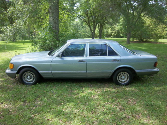 1984 Mercedes-Benz 300-Series 300SD Turbo Diesel for sale ...