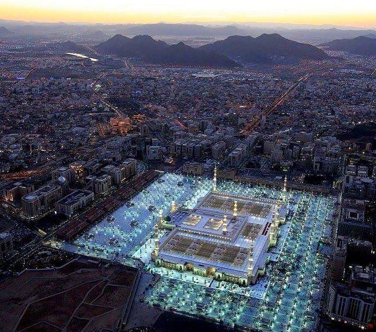 The City Of Madinah Islamiclandmarks Com