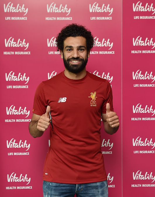 AS Rome : Mohamed Salah officiellement à Liverpool