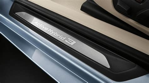 bmw activehybrid  pricing  details announced