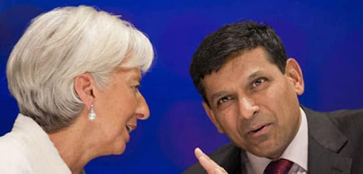 Ignoring Rajan's 2005 Prediction Was a Big Mistake: IMF Chief - NDTV