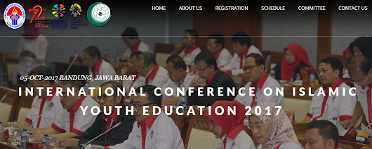 International Conference on Islamic Youth Education 2017 | Diplomacy Opportunities