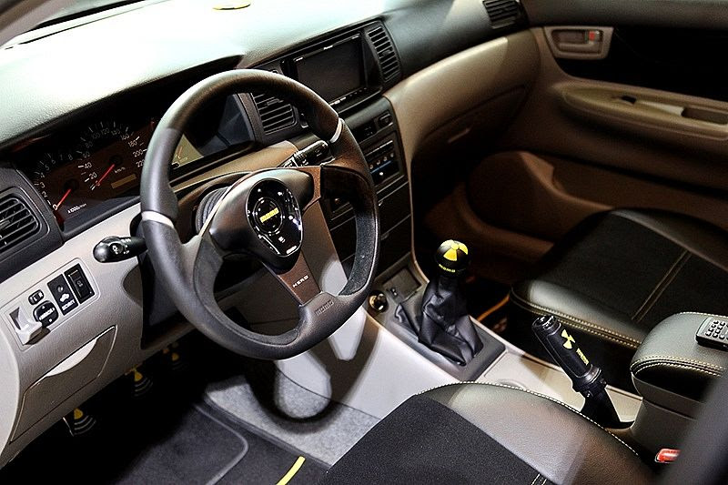 car modification toyota corolla car tleog. Black Bedroom Furniture Sets. Home Design Ideas