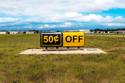 AVGAS Promo – Save 50cents per Gallon!